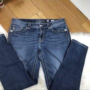 Miss Me Jeans - Miss Me Mid Rise Skinny Jeans #617